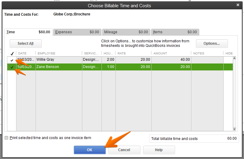 quickbooks-invoice-select-time
